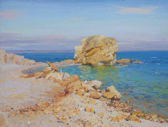 Sviatoslav Barabash. Noon by the sea. - photo 1