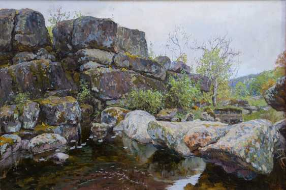 Sviatoslav Barabash. Granite coast - photo 1