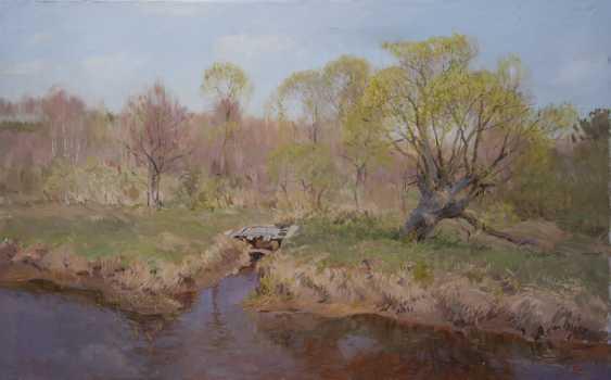 Святослав Барабаш. Ранняя весна - фото 1