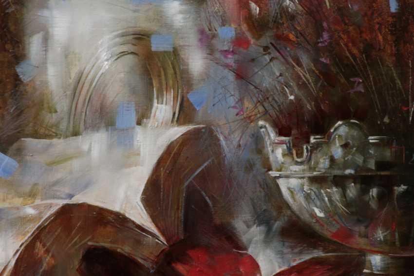 alexandr Dobrodiy. Still life with red book - photo 3