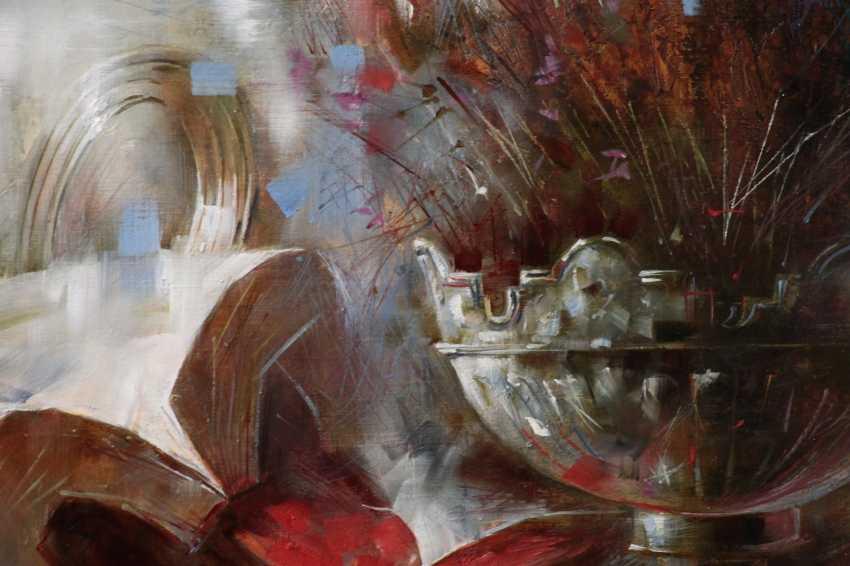 alexandr Dobrodiy. Still life with red book - photo 4