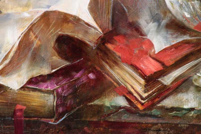 alexandr Dobrodiy. Still life with red book - photo 7