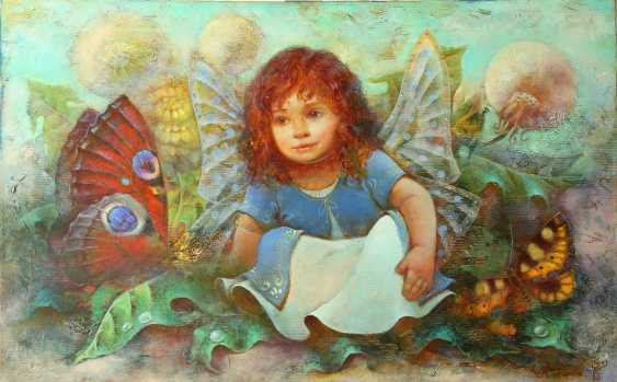 alexandr Dobrodiy. Butterfly - photo 1