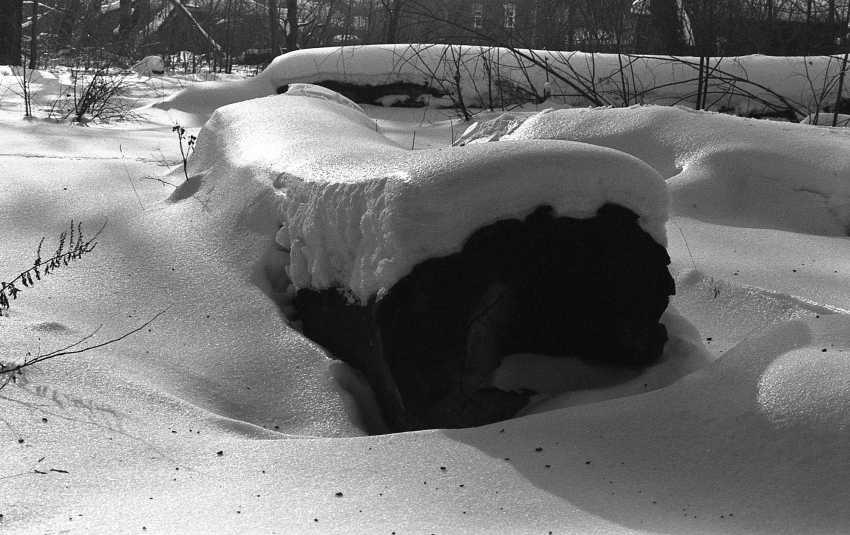 Alexey Semerikov. Here is the snow - photo 1