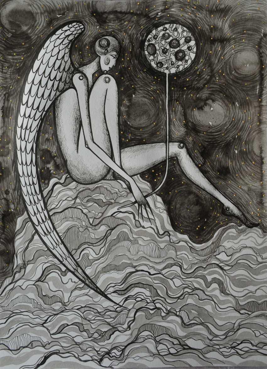 Lidia Matviyenko. The world I've created / - photo 1