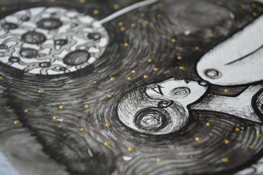 Lidia Matviyenko. The world I've created / - photo 5