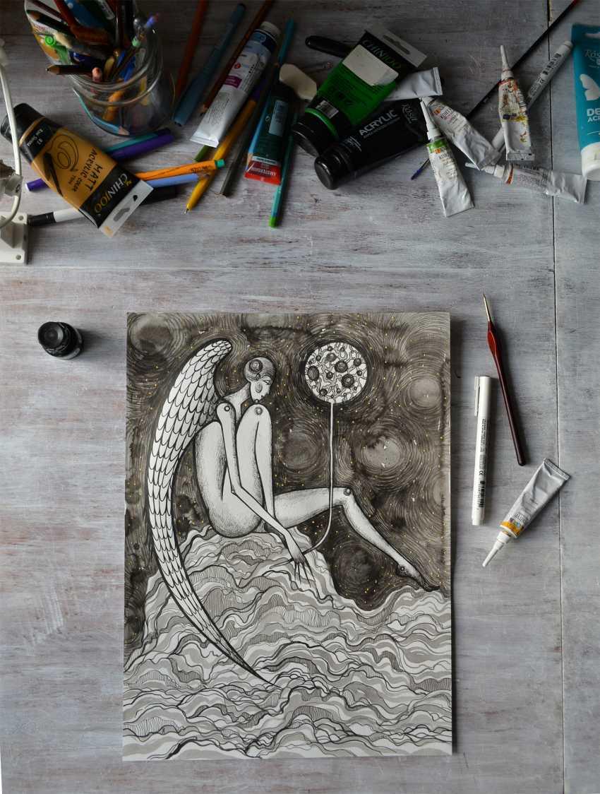 Lidia Matviyenko. The world I've created / - photo 8