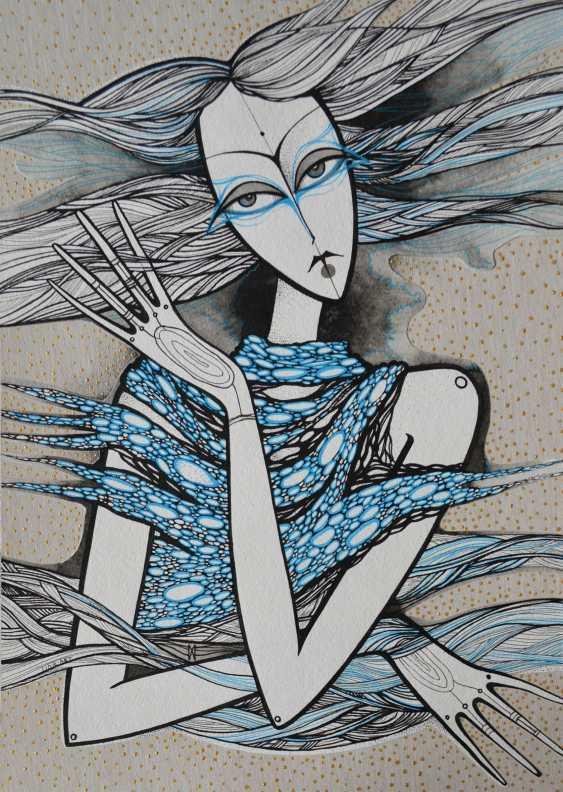 Lidia Matviyenko. Water Nymph / Water Nymph - photo 1