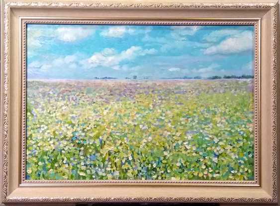 "Maxim Bulaev. ""The field"". - photo 2"