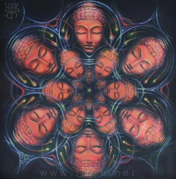 Serhii Rushavytsin. Buddha - photo 2