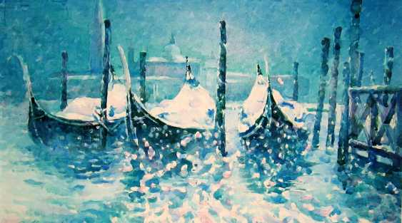 Oleksii Maslov. winter in Venice - photo 1
