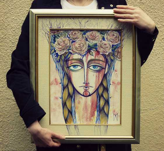 Lidia Matviyenko. Bloom of the nation / Couleur de la nation - photo 1