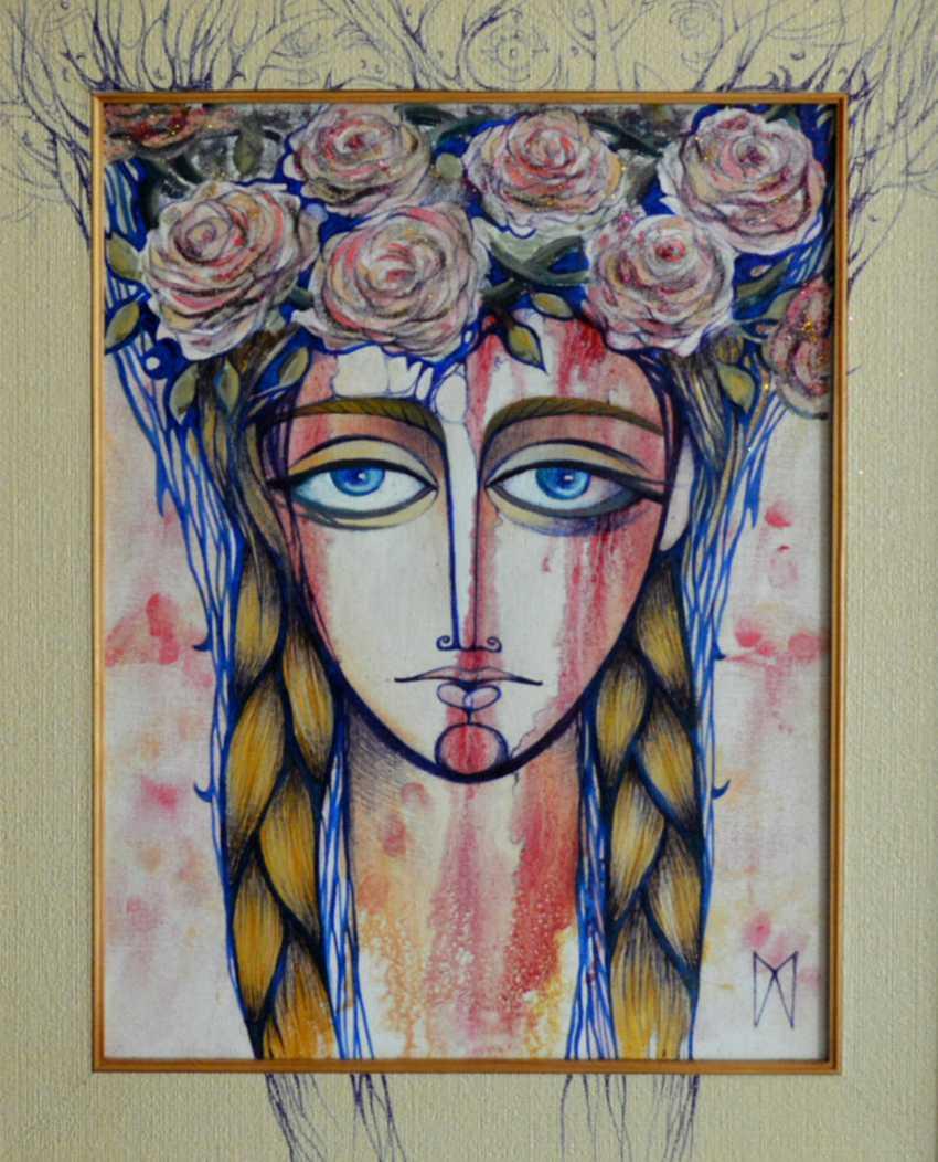 Lidia Matviyenko. Bloom of the nation / Couleur de la nation - photo 2