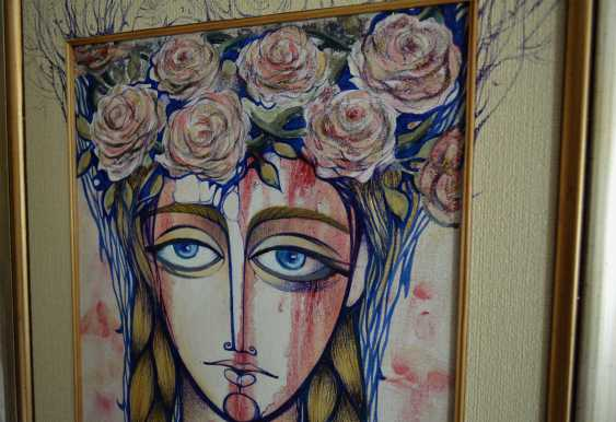 Lidia Matviyenko. Bloom of the nation / Couleur de la nation - photo 3