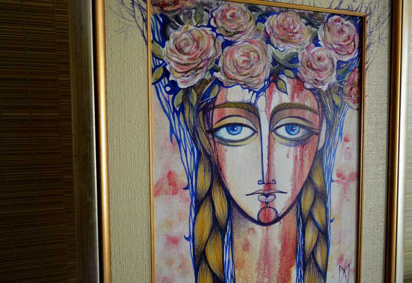 Lidia Matviyenko. Bloom of the nation / Couleur de la nation - photo 5