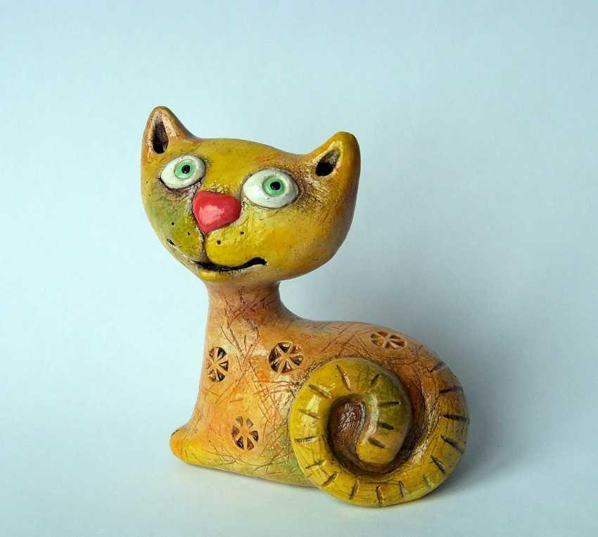 Andrey Lastovsky. Cat Basica. - photo 1