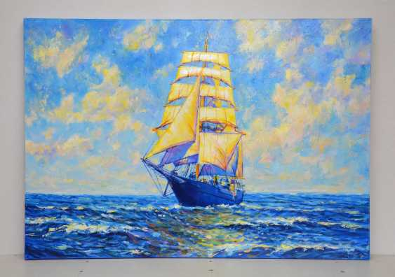 Iryna Kastsova. Ship / Ship - photo 2
