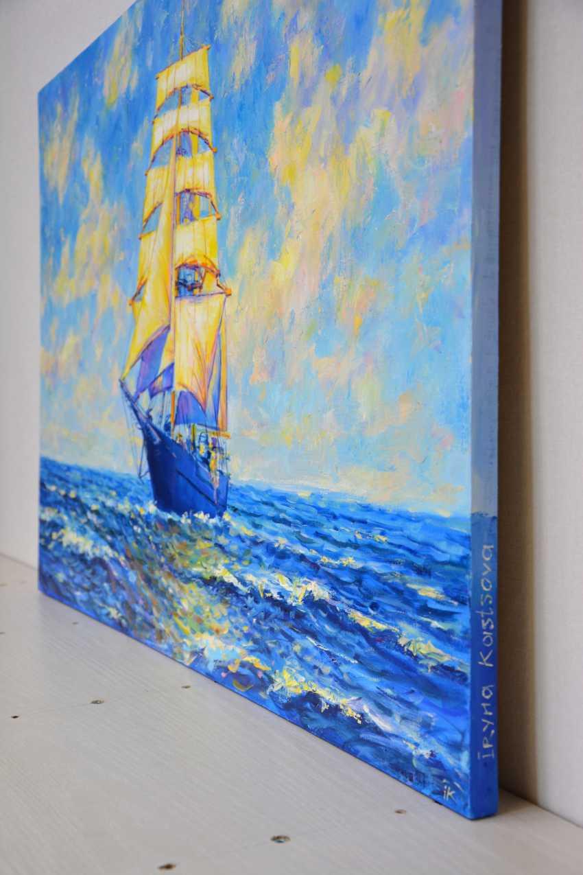 Iryna Kastsova. Ship / Ship - photo 4