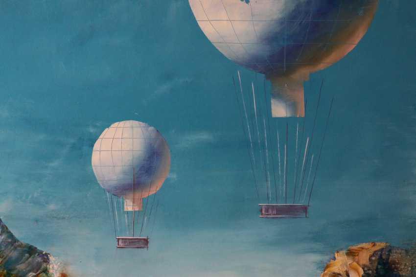 alexandr Dobrodiy. Motif with balloons - photo 7