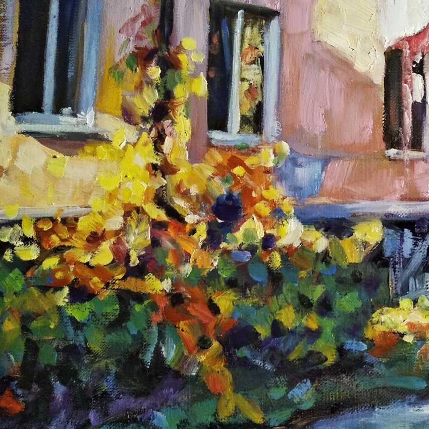 Evgeni Dudarev. House with a balcony - photo 3