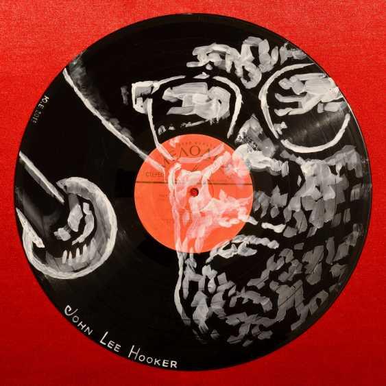 """Yurii Yermolenko. John Lee Hooker & Willie """"The Lion"""" Smith - photo 1"""