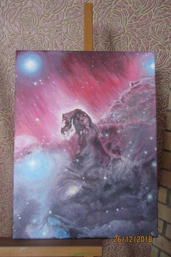 Ольга Присяжнюк. Космос. Вселенная. Туманность Голова Коня - фото 1