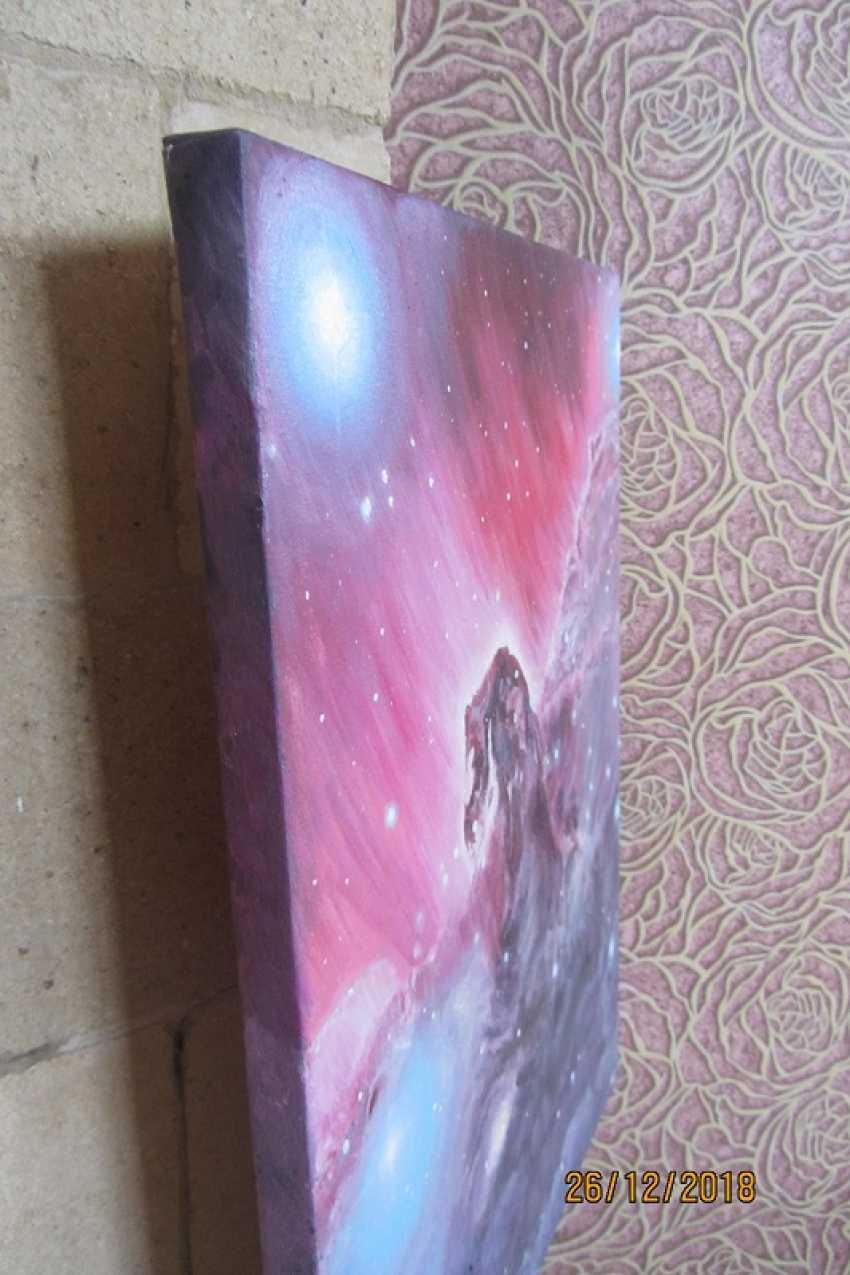 Ольга Присяжнюк. Космос. Вселенная. Туманность Голова Коня - фото 2