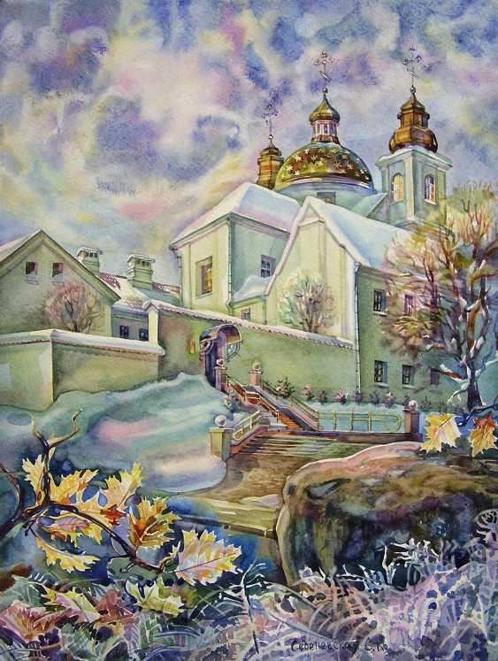 Vitsetskaya Sniazhana. Holy Christmas-Mother of God Convent in Grodno - photo 1