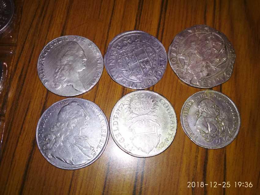 Coin 1 Thaler - photo 1