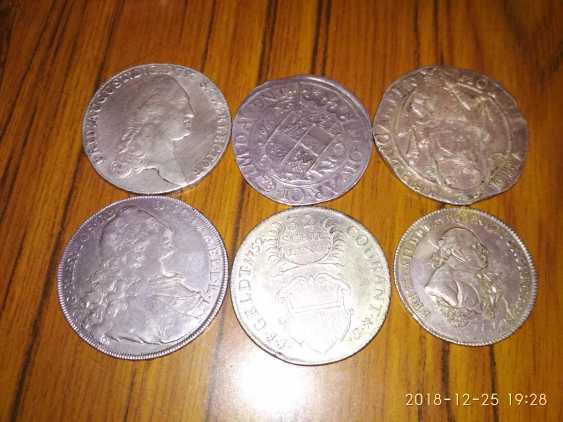 Coin 1 Thaler - photo 3