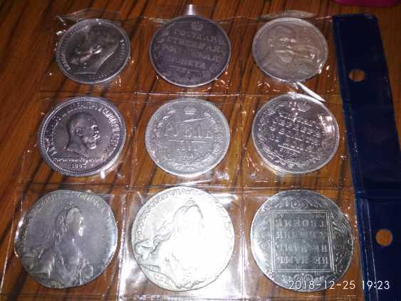 Coin 1 Thaler - photo 4