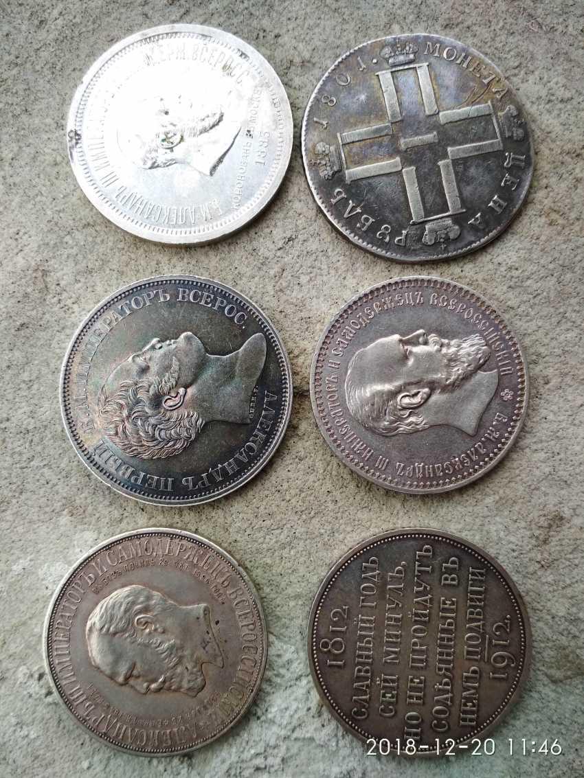 Coin 1 Thaler - photo 8