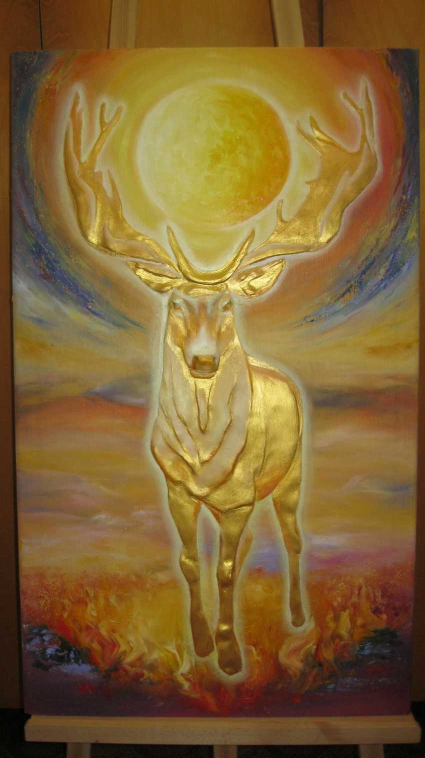 Oksana Starikova. Golden Deer - photo 1