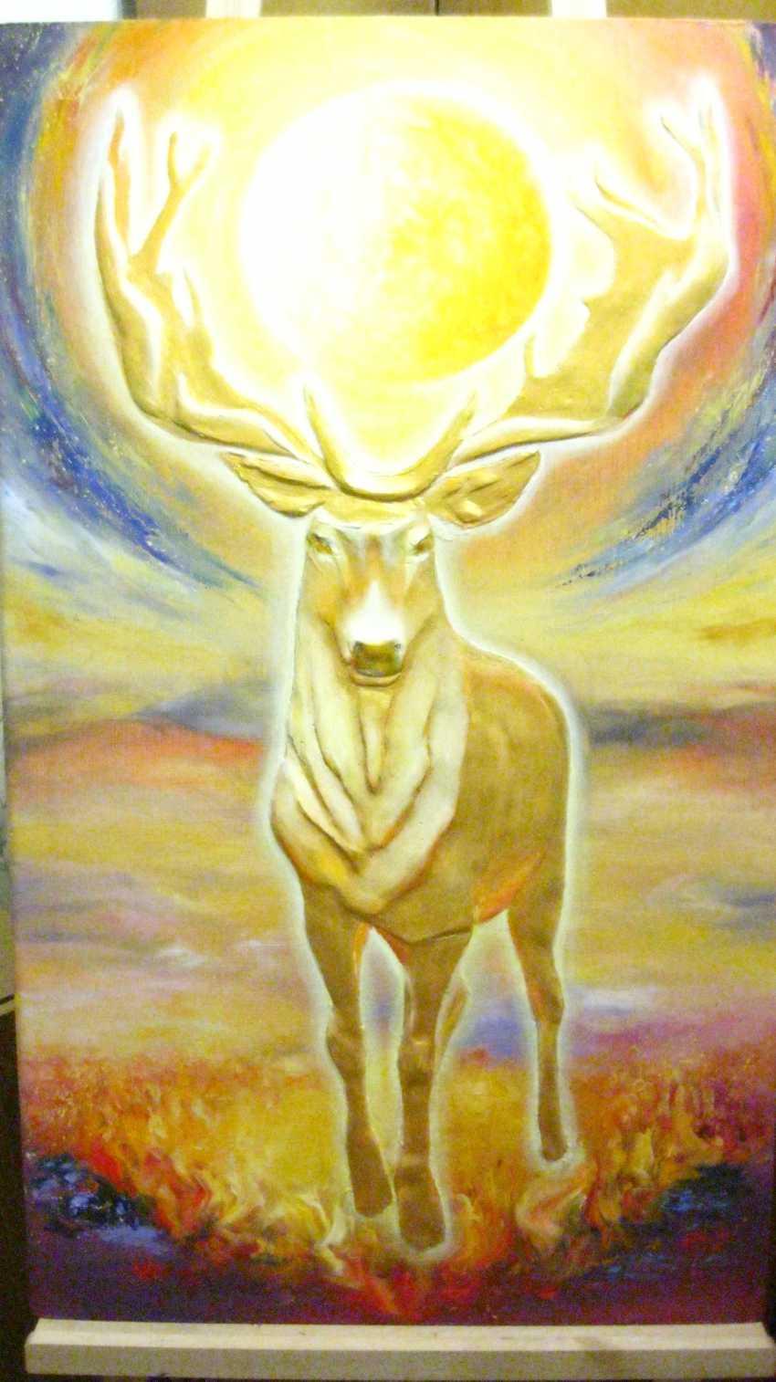Oksana Starikova. Golden Deer - photo 2