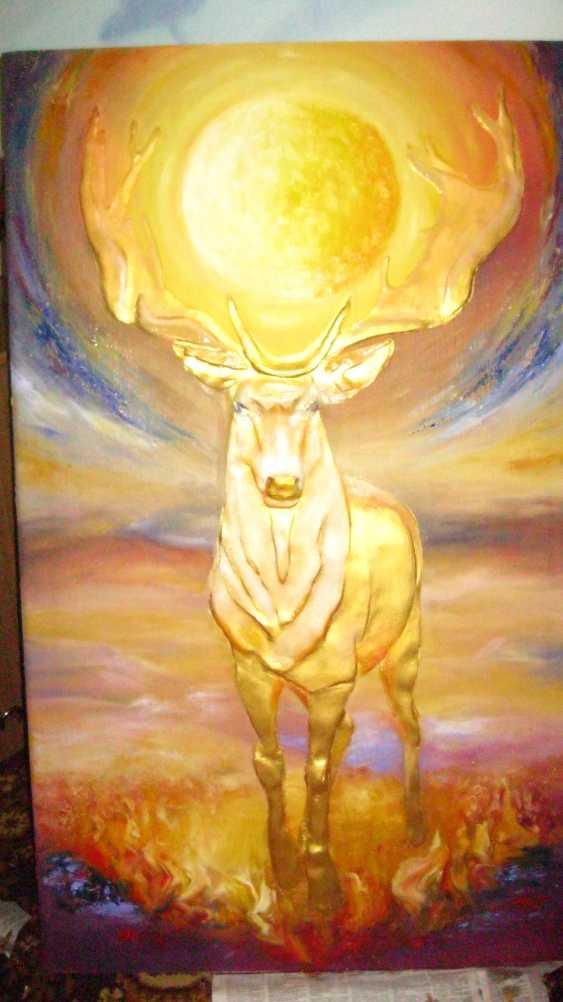 Oksana Starikova. Golden Deer - photo 3