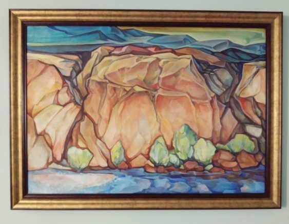 Sergei Zorov. Charyn Canyon Pass - photo 1