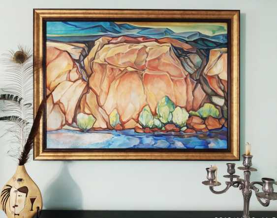 Sergei Zorov. Charyn Canyon Pass - photo 3