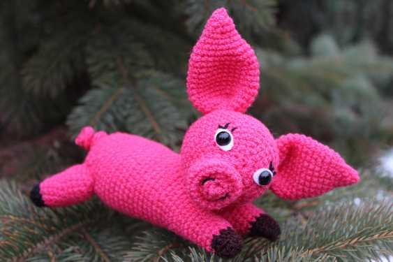 Tanya Derksch. Pig - photo 1