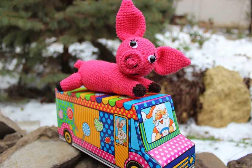 Tanya Derksch. Pig - photo 2