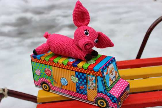 Tanya Derksch. Pig - photo 4