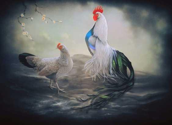 Aleksander Musin. Chickens Phoenix - photo 1