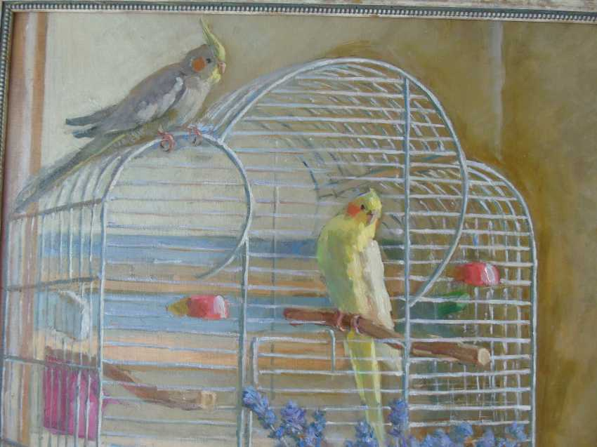Anna Kulagina. Still life with birds - photo 4