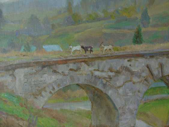 Anna Kulagina. Viadukt in Worochta - Foto 2