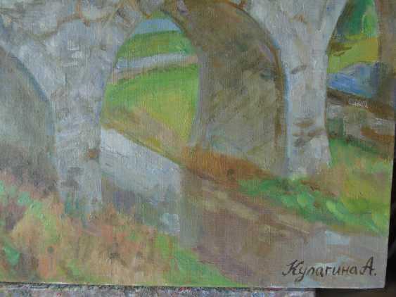 Anna Kulagina. Viadukt in Worochta - Foto 3