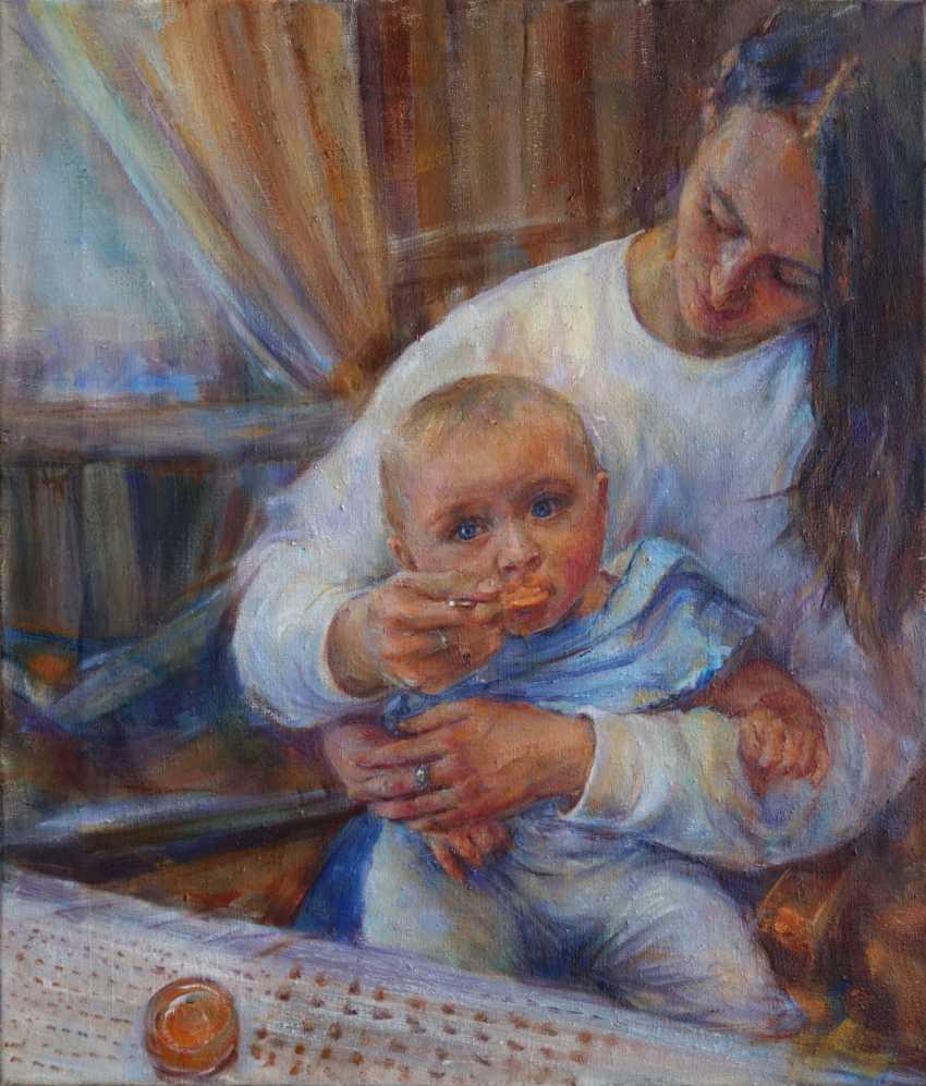 Svetlana Malakhova. Motherhood - photo 1
