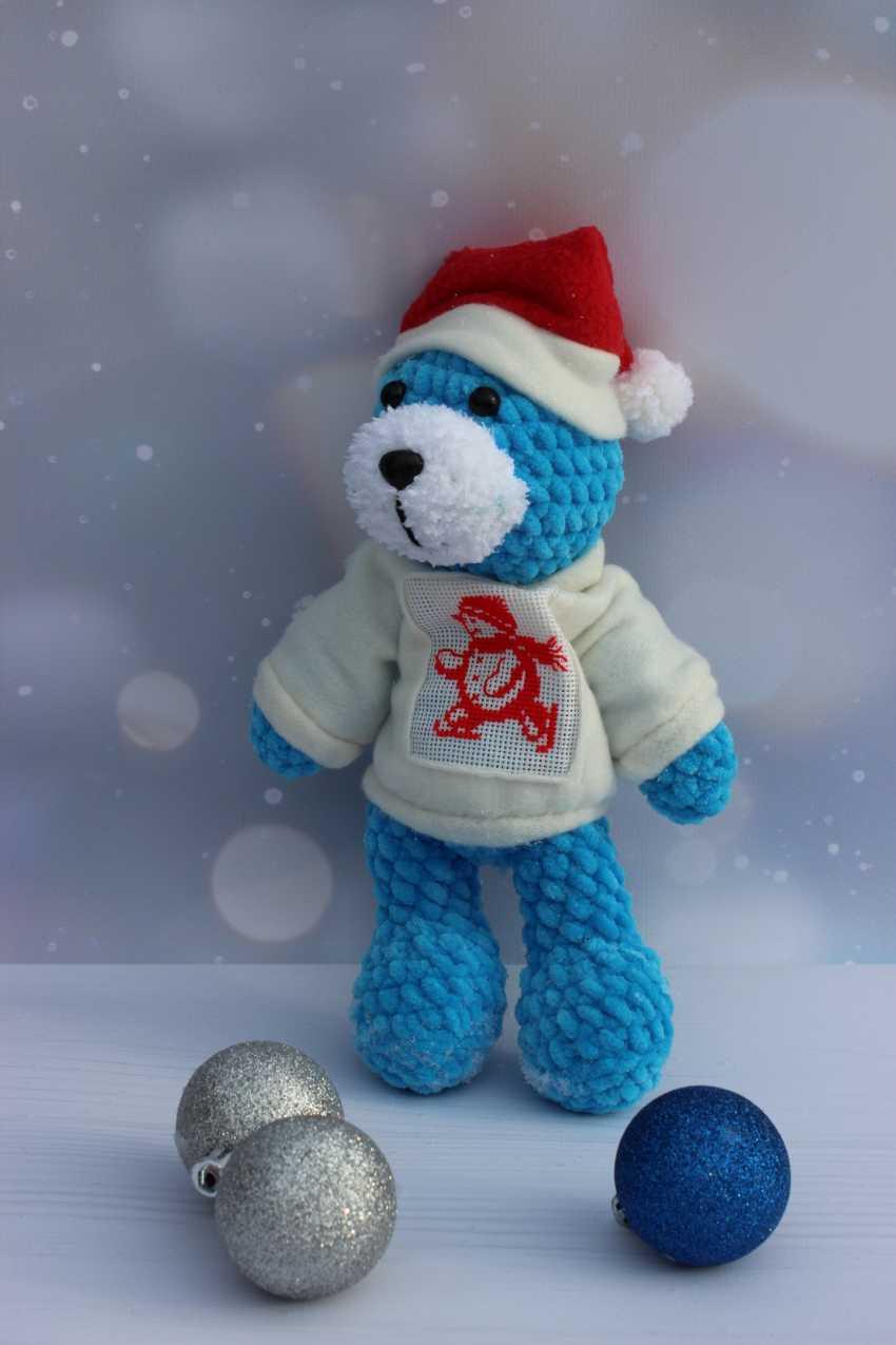 Tanya Derksch. Christmas bear - photo 3
