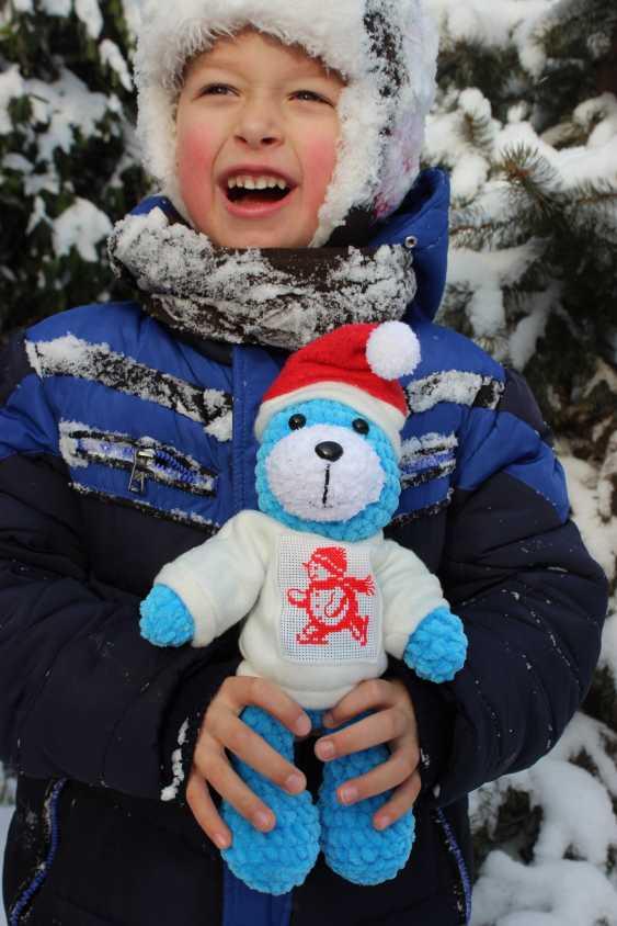 Tanya Derksch. Christmas bear - photo 5