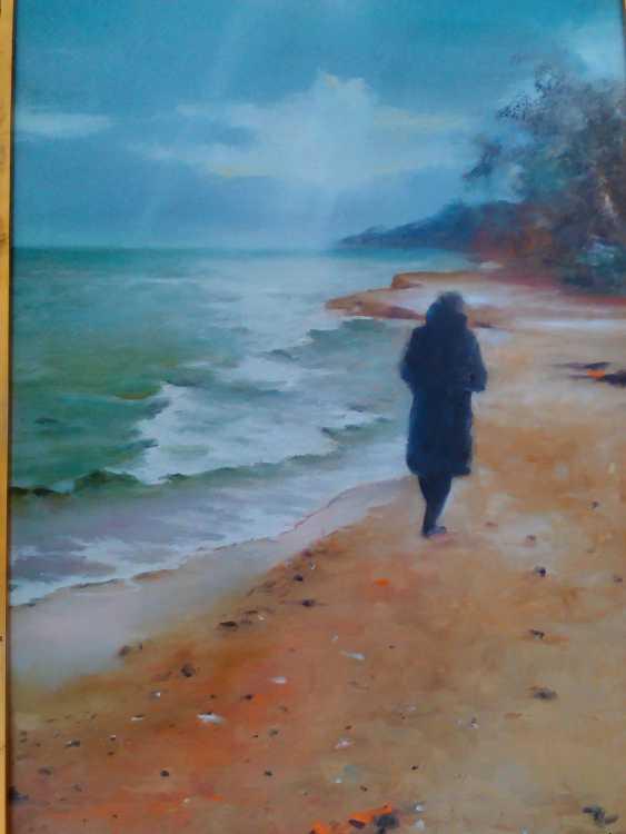 """Vladimir Kisilenko. """"La promenade"""" - photo 1"""