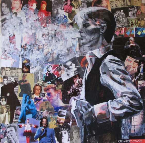 Kateryna Bortsova. Bowie - photo 1