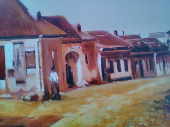 """Vladimir Kisilenko. """"Old street"""" - photo 1"""